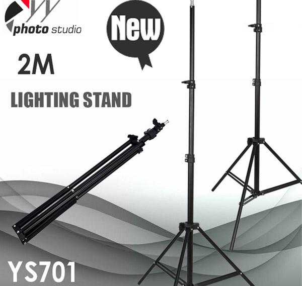 2m 7ft Studio Lighting Photo Light StandYS701