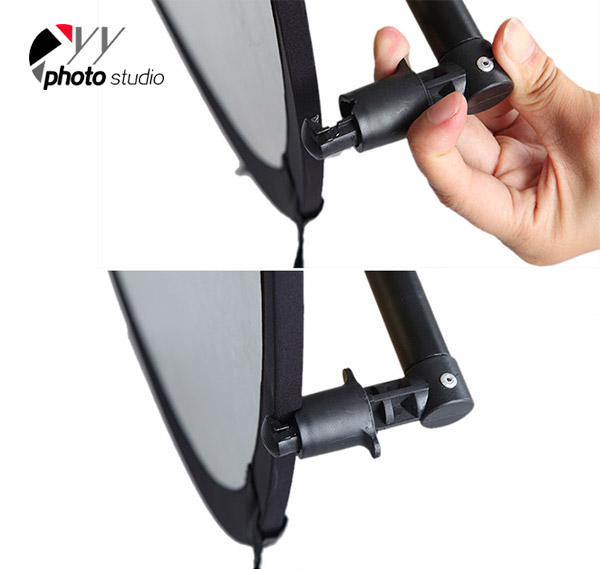 Studio Photography Reflector Holder for Light Reflector YS509