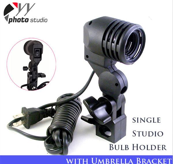 High Quality AC Swivel Adapter, Light Socket, for Single Lamp YL101