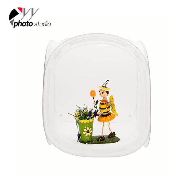 Photo Studio Cube Light Tent, Softbox Cube  YA438
