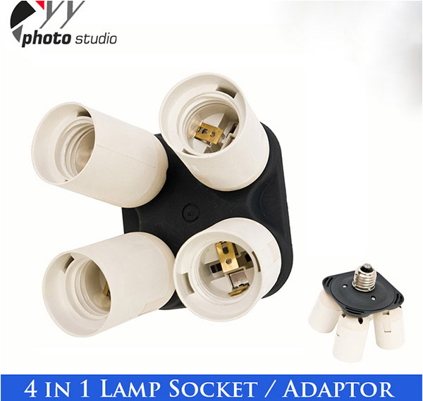 1 to 4 Four Head Light Socket (1 to 4) YL108