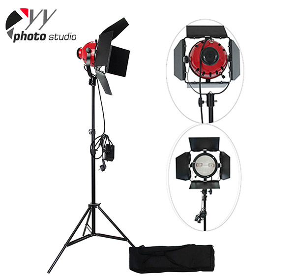 800 Watt Studio Red Head Light with Dimmer YL111-1