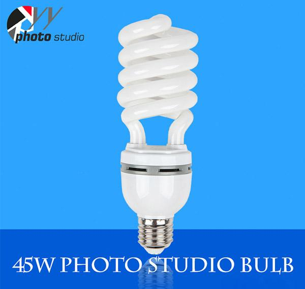 Photographic Energy Saving Bulb Spiral Bulb 45W