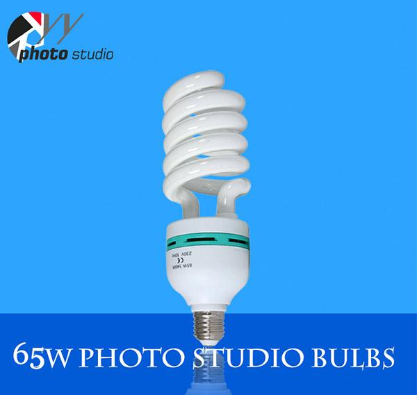Photographic Energy Saving Bulb Spiral Bulb 65W