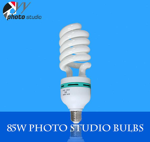 Photographic Energy Saving Bulb Spiral Bulb 85W