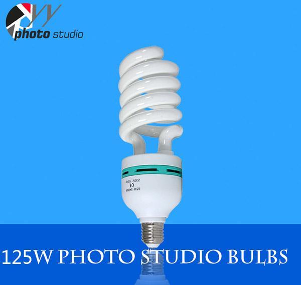 Photographic Energy Saving Bulb Spiral Bulb 125W