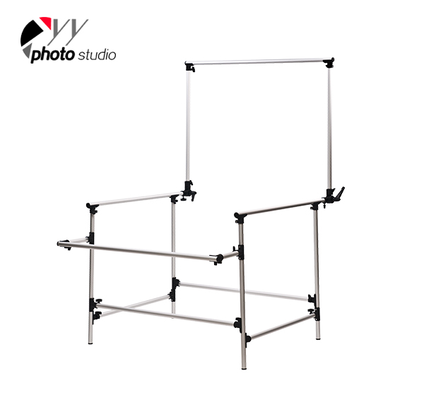 Portable Studio Shooting Table With Frame and Plexiglass Cover Included 100x200cm PST-1020