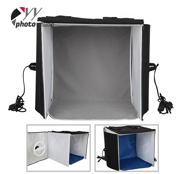 Square Light Tent with Daylight Lamps YA440