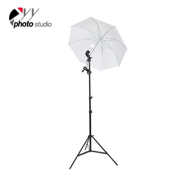 Photo Studio Soft Umbrella Continuous Lighting Kit, KIT 004