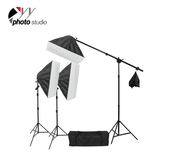 Photo Studio Video Continuous Lighting Kit, KIT 005
