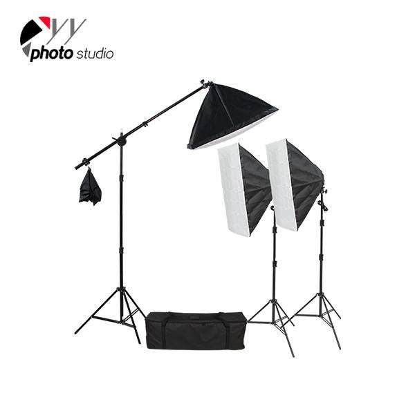 Photo Studio Video Continuous Lighting Kit, KIT 006