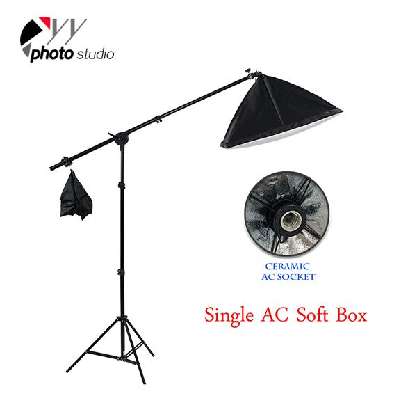 Photo Studio Video Continuous Head Lighting Kit, KIT 007