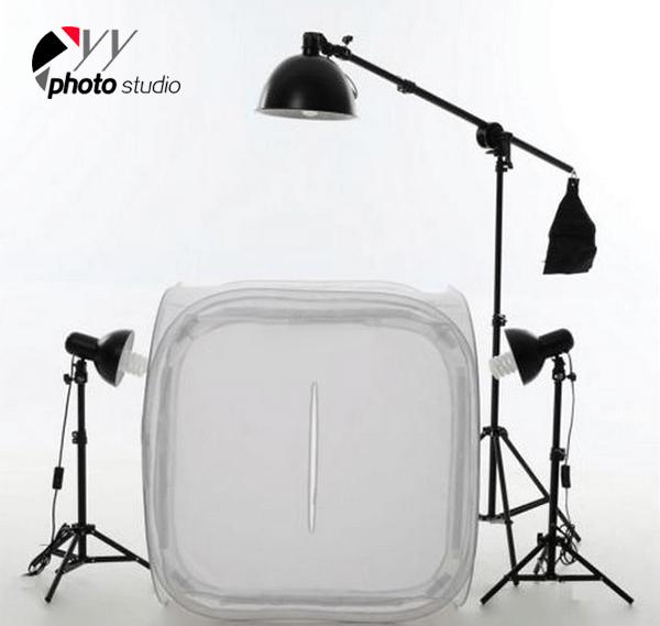 Table Top Photo Studio Lighting Soft Cube Tent Kit, KIT 052