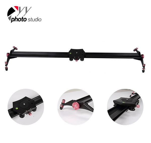 Camera Video Track Dolly Slider, Video Stabilizer YCS6003