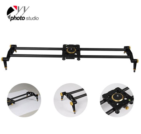 Carbon Fiber DSLR Camera Slider/Video Stabilizer Dolly Track YCS6005