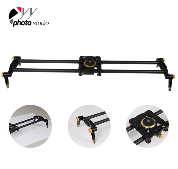 Carbon Fiber DSLR Camera Slider/Video Stabilizer Dolly Track YCS6005