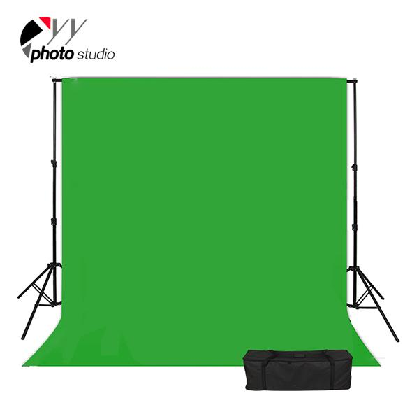 Photo Studio Backdrop Support System Kit, KIT 038
