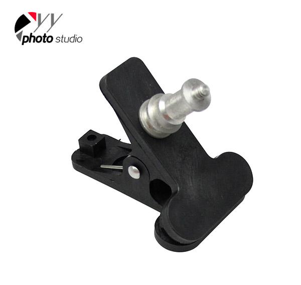 Photo Studio Super Strong Metal Clamp with Spigot Nut YA405-2