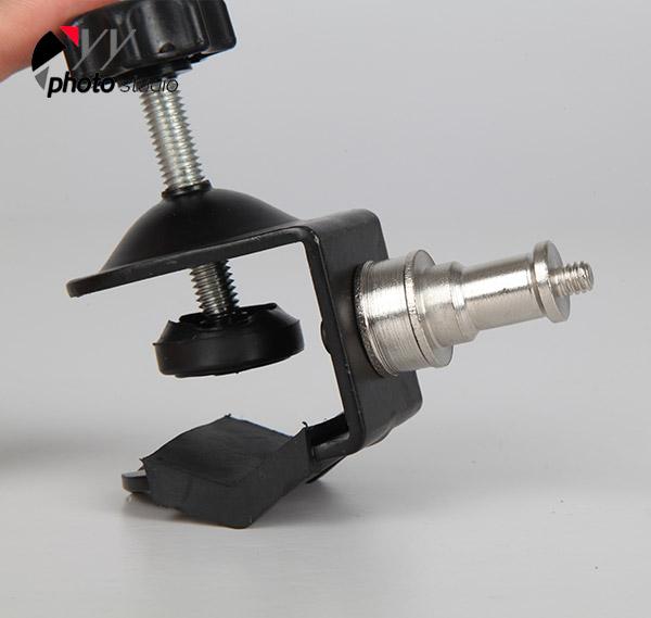 Metal C Clamp U Clip Bracket with Spigot Nut YA409-2