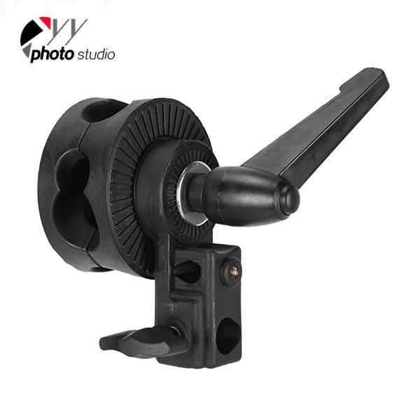 Muliti Hole Reflector Holder / Boom Arm Clamp YA411