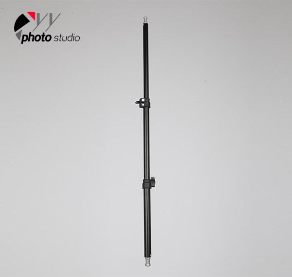 Photo Studio Multifunctional Extendable Bar with Male Spigot on Both Side YA5019