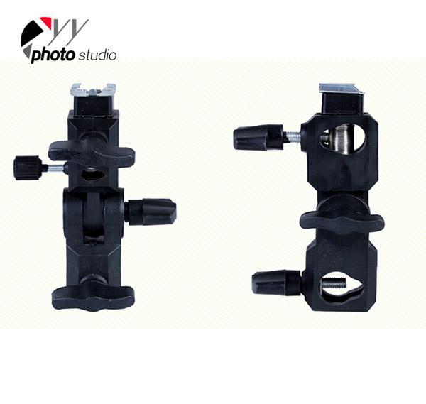Photo Studio Flash/ Umbrella Bracket Type A for Speedlight or Flashgun YA422