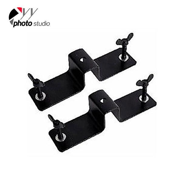 Support Bar to Triple Bar Conversion Holder Set for Background System YA429