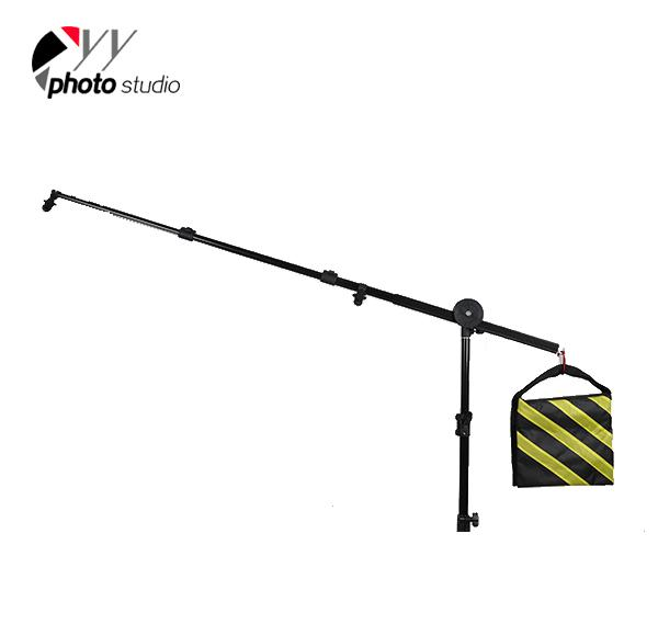 2 in 1 Handheld Reflector Holder with Swivel Joint YS518