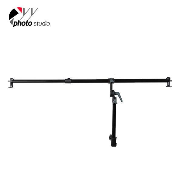 Photo Studio Disc Reflector Holder Bracket Swivel Head Boom Arm Bar Support YS521