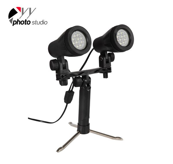 Table Top DUAL LED Tent light YL118